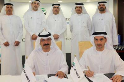 Dubai Carbon Centre to help DP World cut carbon