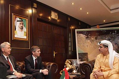 UAE, US discuss energy cooperation