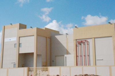 Emaar built substations for Saudi developments
