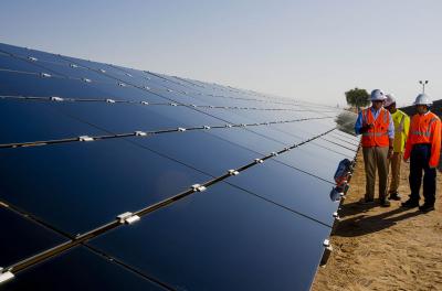 Dubai urged to double solar power target