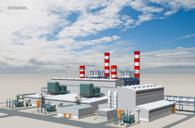 Egypt's Burullus power plant inaugurated