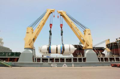 Unit 3 steam generators installed at Barakah plant