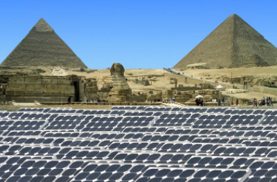 JA Solar supplies PV for Egypt hybrid power