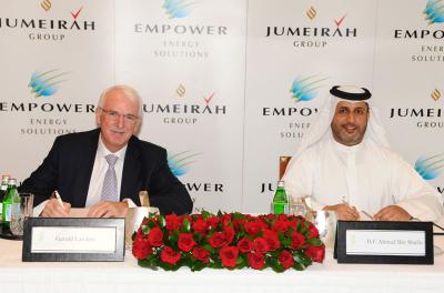 Empower to retrofit Jumeirah developments