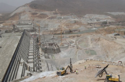 Egypt, Ethiopia dam dispute nears end