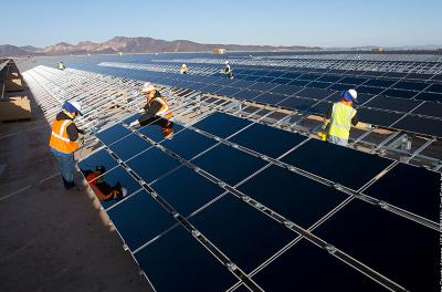 First Solar hits 10GW solar PV capacity