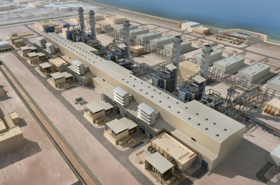 Fujairah 2 IWPP to be completed by end of month