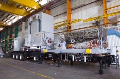 Saudi Electricity orders six GE gas turbines