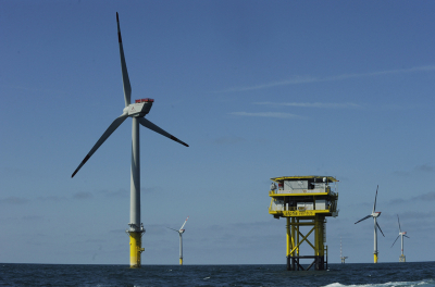 25% of all wind power demand to come from offshore farms by 2028, says report