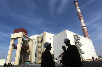 Iran removes fuel from controversial nuclear plant