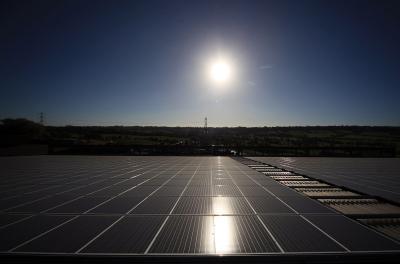 SoftBank plans $1.2bn solar power plant in Saudi Arabia