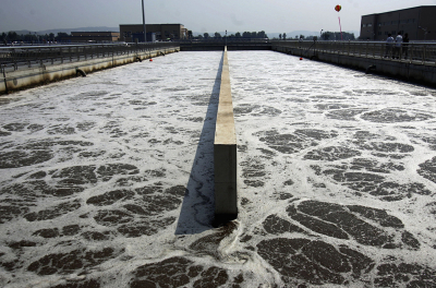 NWC expands wastewater plant in Taif