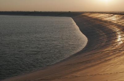 DEWA starts operation of Al Lusaily reservoir