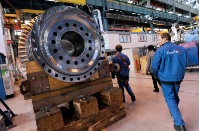 GE reports strong interest in HA turbines
