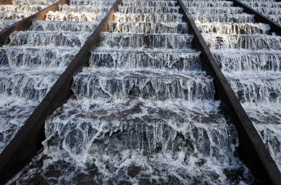 KSA completes largest sewage treatment plant