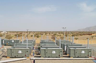 Saudi diesel genset market to see 2.9% growth