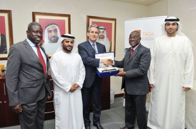 TAQA secures approval for Ghana plant project
