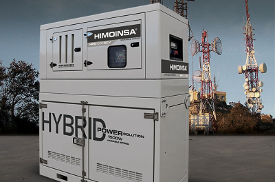 Himoinsa launches two hybrid gensets for the Gulf