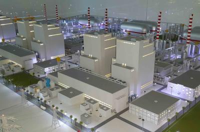 Dubai starts construction of coal power station