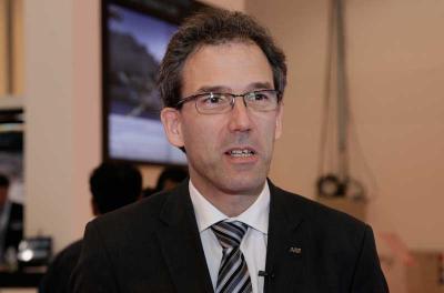 Q&A: Jochen Kreusel, head of smart grids, ABB