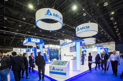 Delta goes Smart at Middle East Electricity show