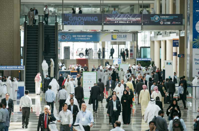 Middle East Electricity opens tomorrow in Dubai
