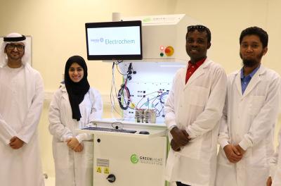Masdar Institute and MIT working on energy storage