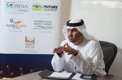 Abu Dhabi expects 30,000 for sustainability week