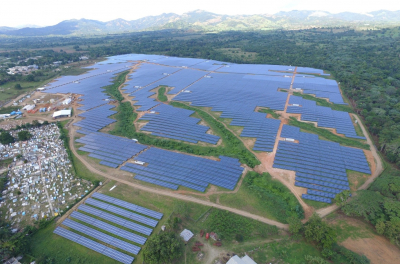 Phanes Group inaugurates 33.4MW pv solar project