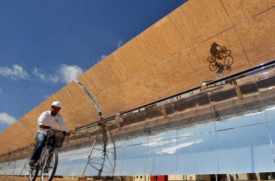 Investors line up for Morocco's solar project