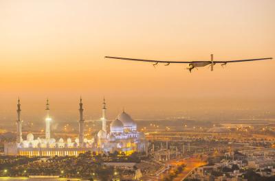 PHOTOS: Solar Impulse 2 takes to the sky