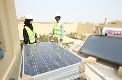 200 buildings in Dubai join rooftop solar drive