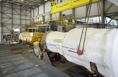 Siemens' new H-Class turbine to power ME