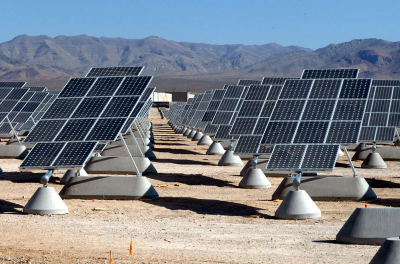 Aramco buys Canadian Solar panels for PV project