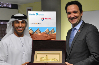 Total's SunPower eyes Middle East opportunities