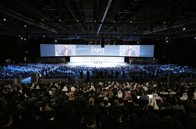 Setting the Future Energy Agenda at WFES