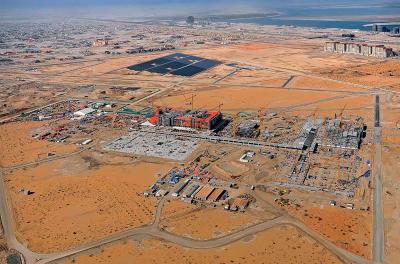 Masdar planning 500km CCS pipeline