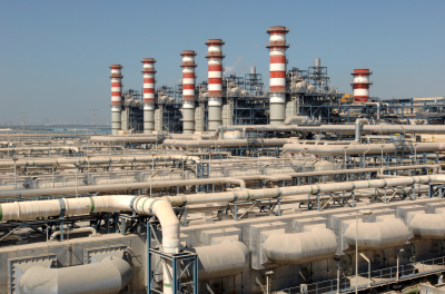 Mitsui & Co completes Abu Dhabi power plant sale