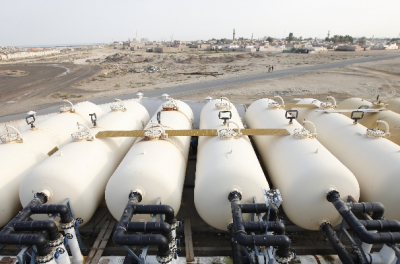Utico invests $185mn to double water capacity