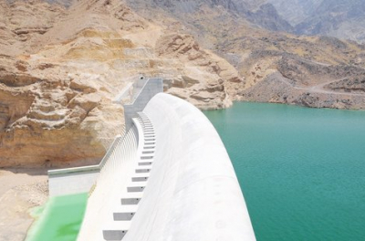 Oman reservoir to supply portable water from 2019