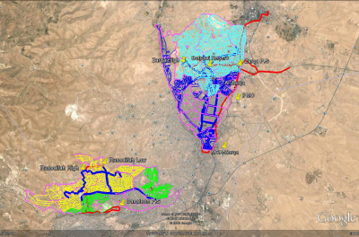 Dar Al-Omran meets Zarqa water project deadlines