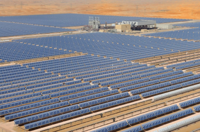 Adwea to close $872mn solar plant financing