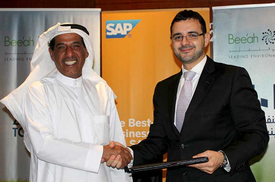Bee'ah adopts SAP mobile-enabled solutions