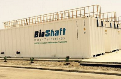 BioShaft Water Technology to fulfill contracts