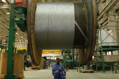Oman Cables books 10% rise in half year profit