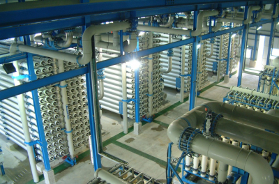 Hyflux to develop desalination plant in KSA