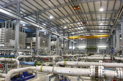 KSA accounts for 18% of world's desalinated water