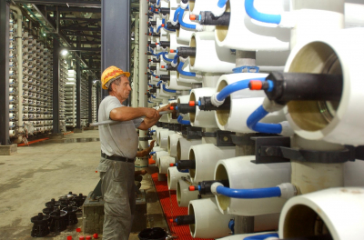Saudi Arabia sets up demo plant to boost energy efficiency in reverse osmosis