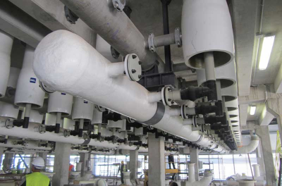 Degremont to build $147mn desal plant in Abu Dhabi