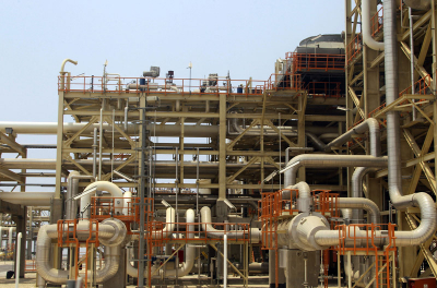 MHI supplies gas turbines for Aramco's Wasit plant